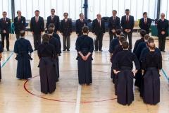Championnat de France Excellence de Kendo - Janvier 2017